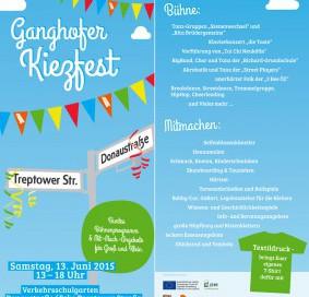 Ganghofer Kiezfest