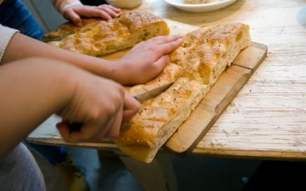 Montag-Kochen-Brot