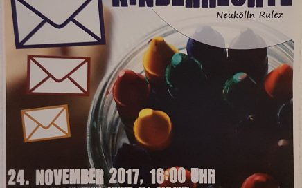 Preisverleihung Postkartenwettbewerb