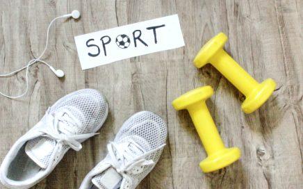 sport anfangen