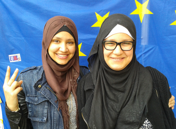 Europawahl U18