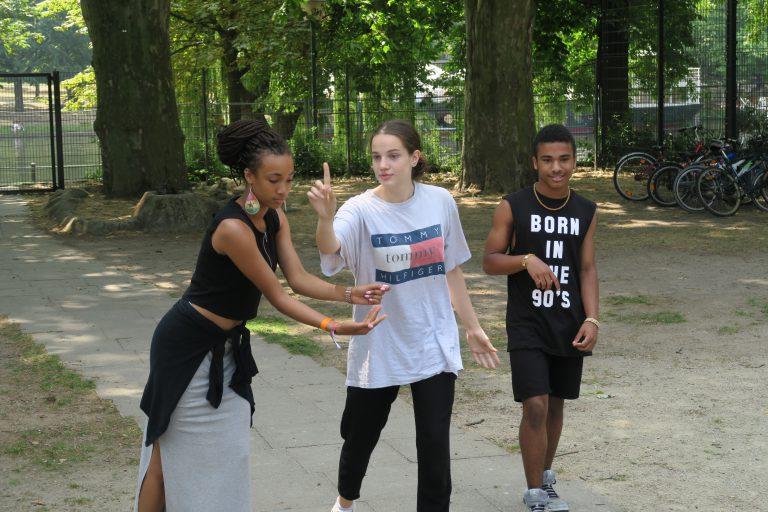 Workshop Sommer in Berlin
