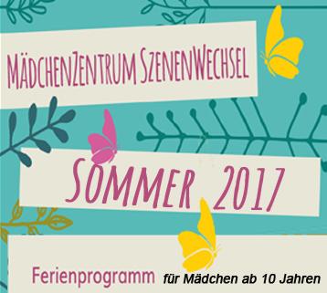 Sommerferienprogramm August 2017