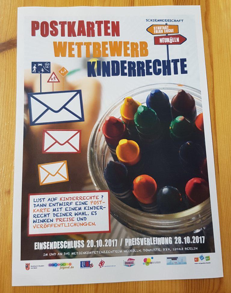 Postkarten Wettbewerb 2017