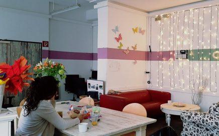 Ersatzstandort Mädchenzentrum Szenenwechsel