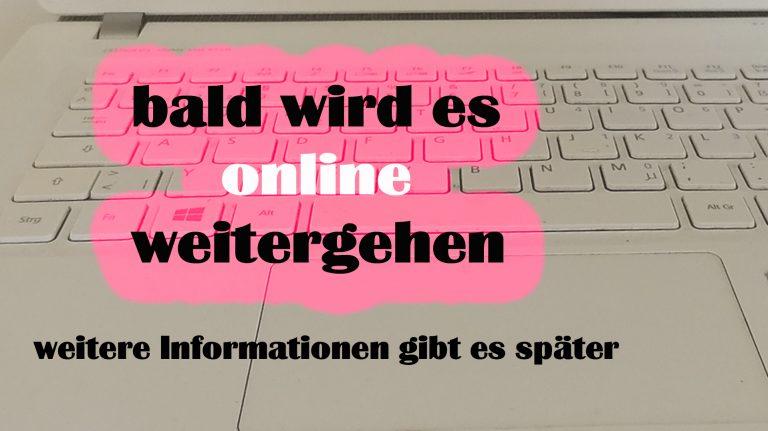 online weiter
