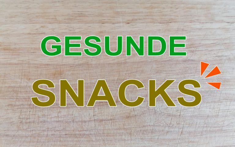 gesunde snacks mädchenzentrum szenenwechsel