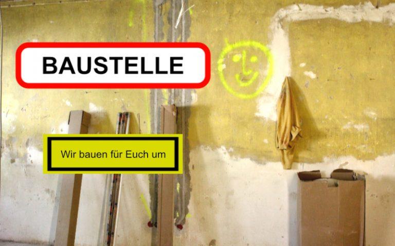 Berlin Baustelle