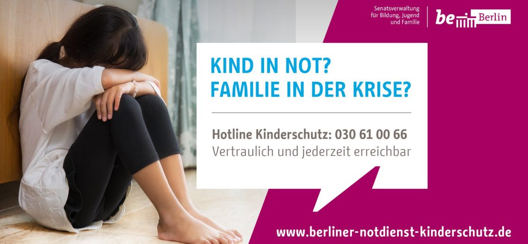 Kinderschutz hotline
